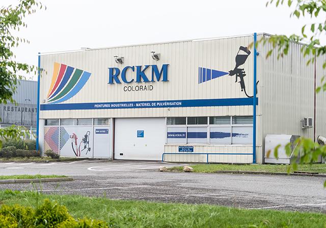 batiment RCKM de jour